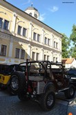 Jeep Parade ve Vlašimiaa